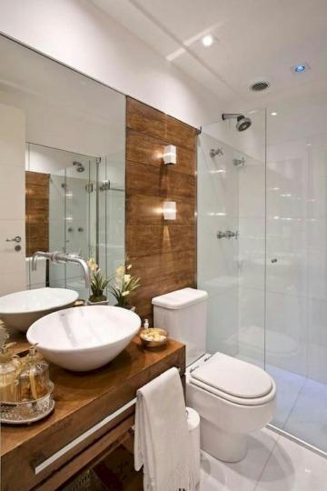 ideas para remodelar baños pequeños modernos