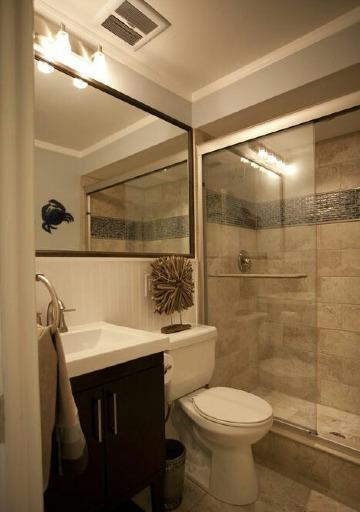 ideas para remodelar baños pequeños sencillos