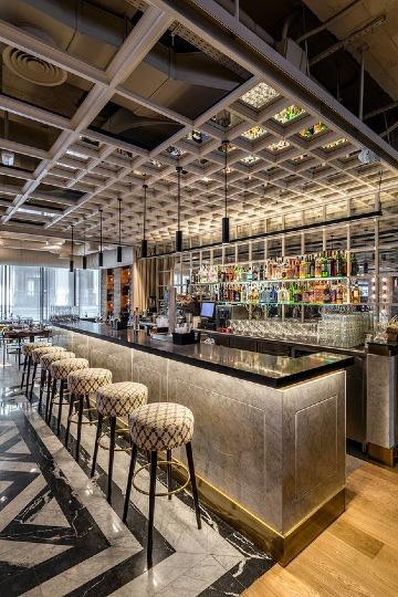 imagenes diseños de bares y restaurantes