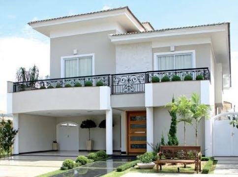 modelos de casas con terrazas grandes