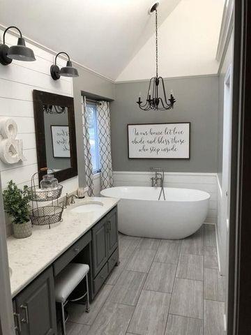 modelos de cuartos de baño modernos