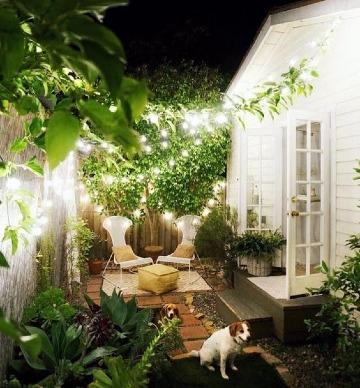 modelos de jardines pequeños para casas