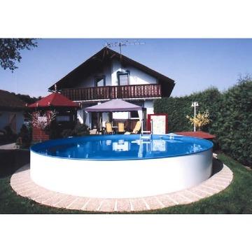 piscinas desmontables de acero circular