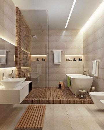 baños remodelados pequeños diseños