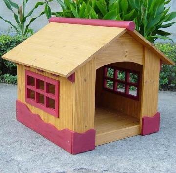 casas para perros de madera faciles de hacer