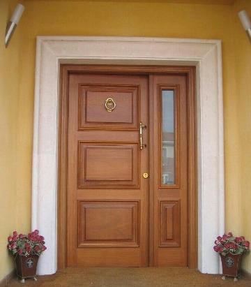 imagenes de diseños de puertas de madera