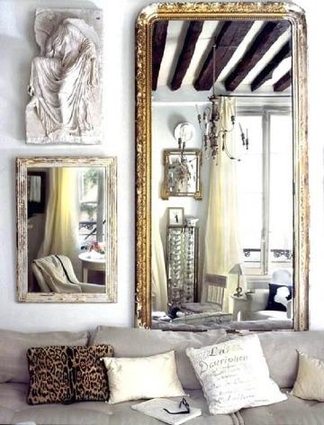 imagenes de modelos de espejos para sala