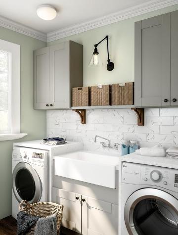 imagenes de muebles para cuarto de lavado