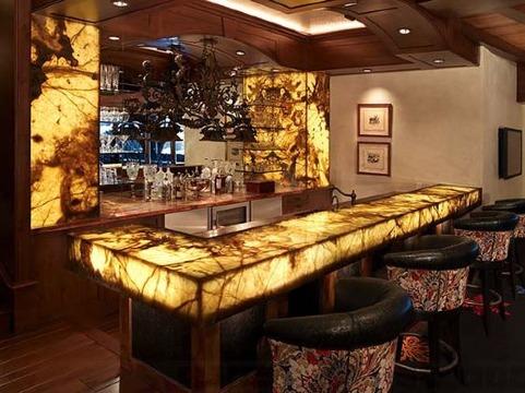 modelos de bares modernos para salas pequeñas