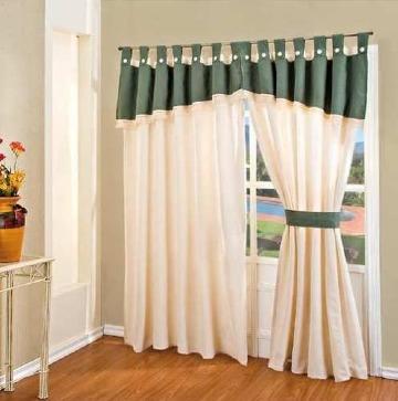 modelos de cortinas de tela grandes