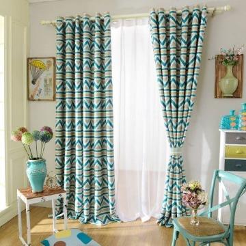 modelos de cortinas de tela para salas