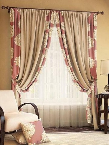 modelos de cortinas de tela para ventanas