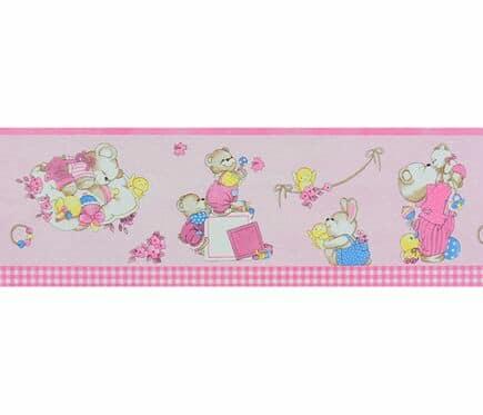 cenefas decorativas para paredes infantiles