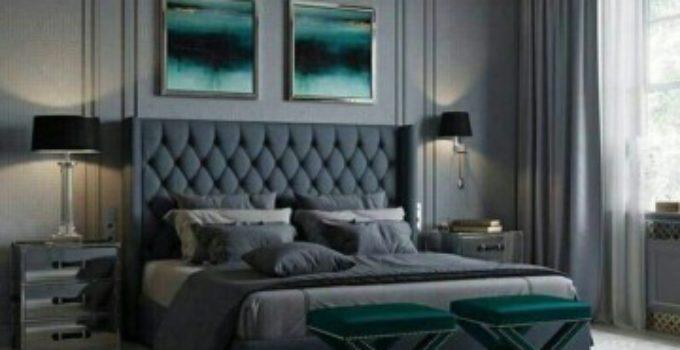 Ideas decorativas y 3 colores para cuartos de parejas - Como decorar ...