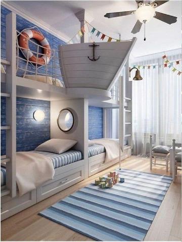 cuartos de niños modernos y originales