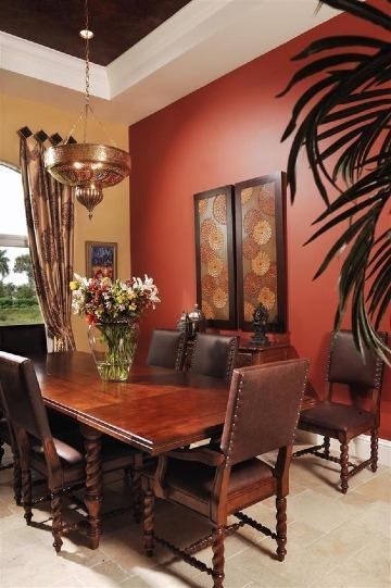 fotos de colores para salas y comedores