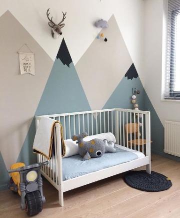 ideas de colores para cuartos de niños