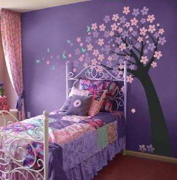 dibujos para paredes de habitaciones