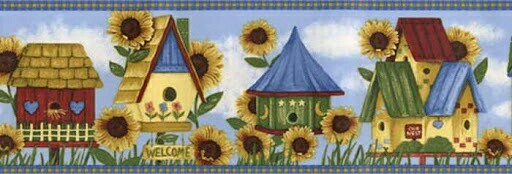 imagenes de cenefas decorativas para paredes