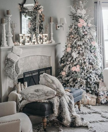 tendencias navideñas 2018 para decorar