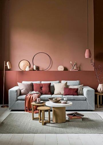 colores calidos para salas 2019