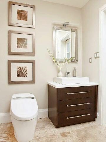 cuadros para decorar baños 2019