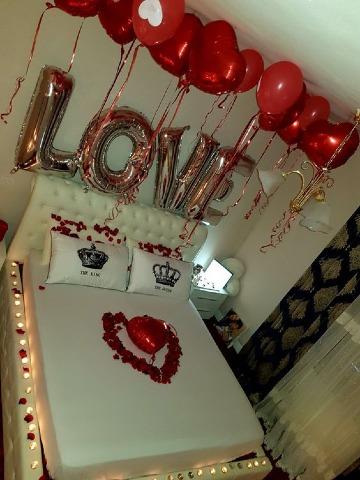 cuartos adornados para mi novia aniversario