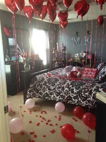 fotos de cuartos adornados para mi novia