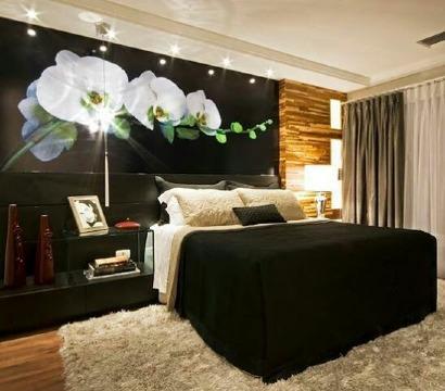 fotos de decoraciones de cuartos para parejas