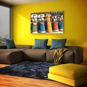 imagenes de colores calidos para salas