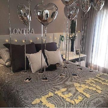 imagenes de cuartos adornados para mi novia