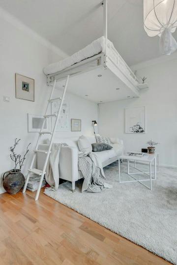 imagenes de habitaciones decoradas modernas