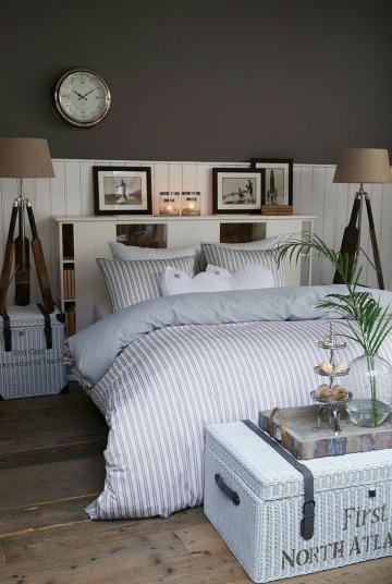 imagenes de habitaciones decoradas vintage