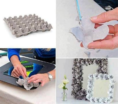 artesanias con material reciclado paso a paso