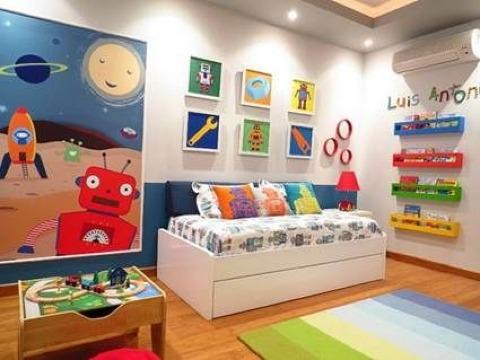 colores para recamaras de niños hiperactivos