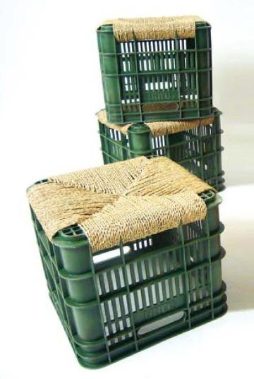 imagenes de artesanias con material reciclado