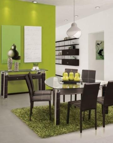imagenes de colores verdes para interiores