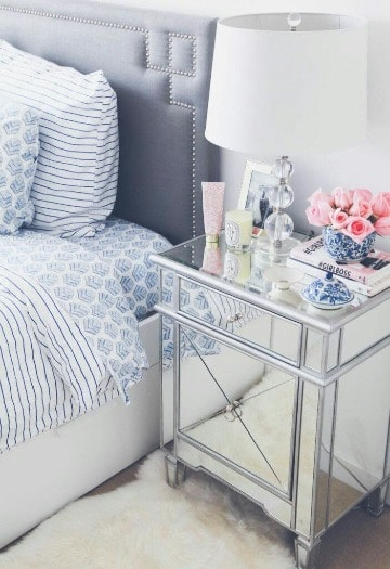 modelos de mesas de noche para cuartos
