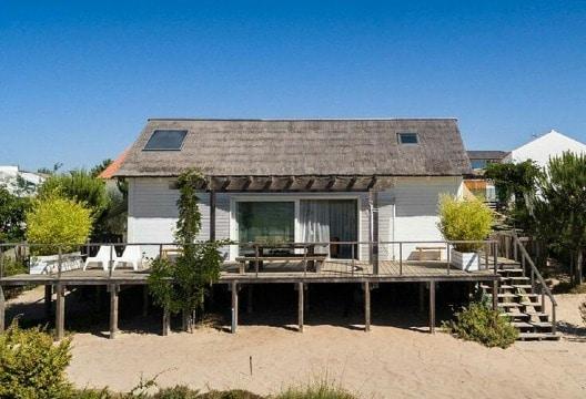 fachadas de casas de playa 2019
