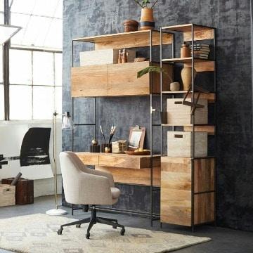 fotos de muebles para estudio en casa