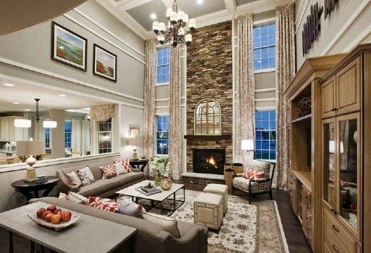 imagenes de casas por dentro elegantes