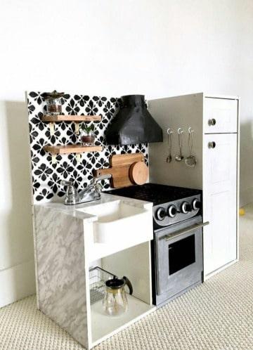 imagenes de cocinas para niñas modernas