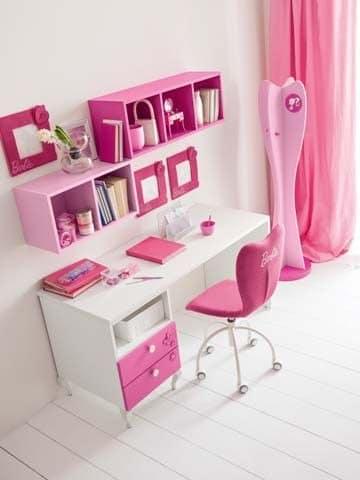 imagenes de mesas de estudio para niñas