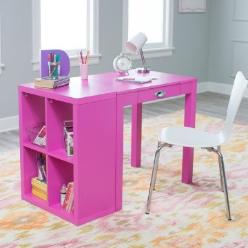 mesas de estudio para niñas de 6 años