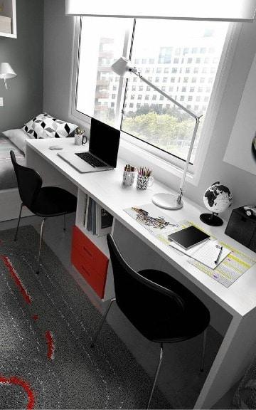 muebles para estudio en casa juveniles
