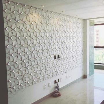 paredes decoradas para salas grandes