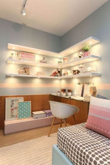 accesorios para decorar dormitorios de adolescentes