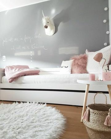 adornos para cuartos de niñas modernos