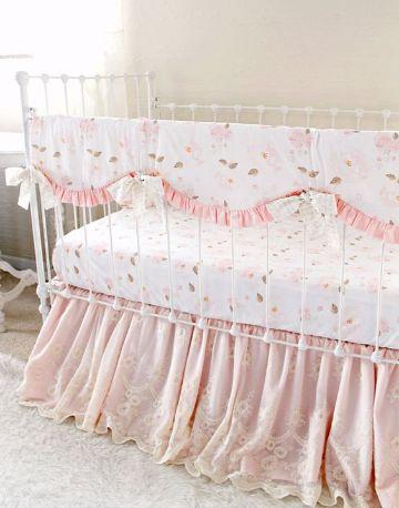 clasicos modelos de cama cuna para niñas