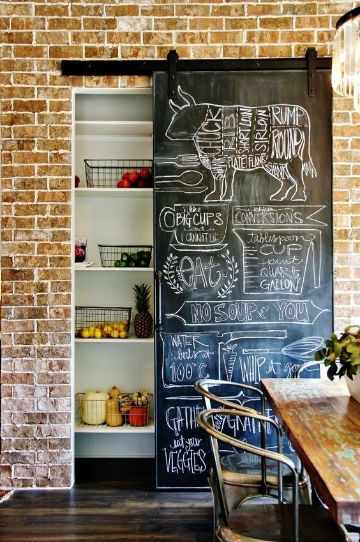 creativas puertas corredizas para interiores